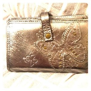 Fossil Vintage Butterfly Wallet 🦋